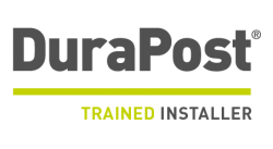 dura post logo